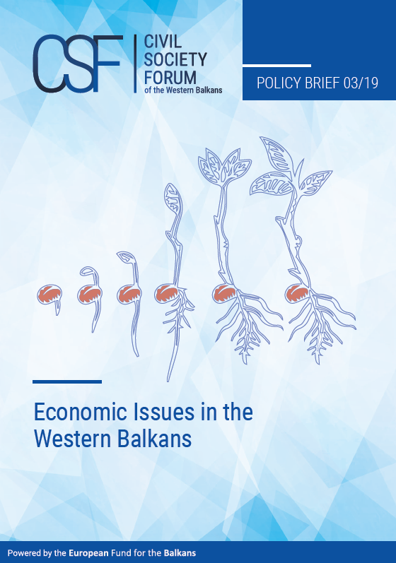 Economic Issues in the Western Balkans