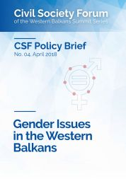 Gender Issues in the Western Balkans
