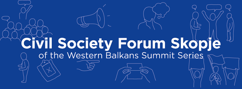 "Civil Society Forum Skopje, ""Reclaiming Democracy, Europe and Social Justice"" (November 24-26, 2016)"