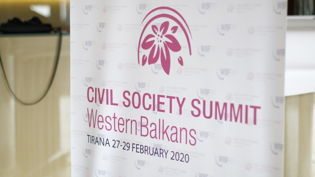 1st Western Balkans Civil Society Summit successfully concludes its 3- working days with recommendations for the governments
